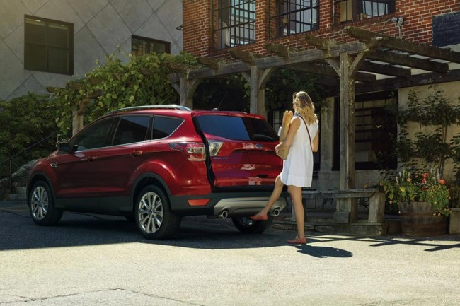 Ford Escape 2016 фото