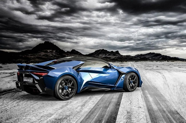 Фото нового Fenyr SuperSport
