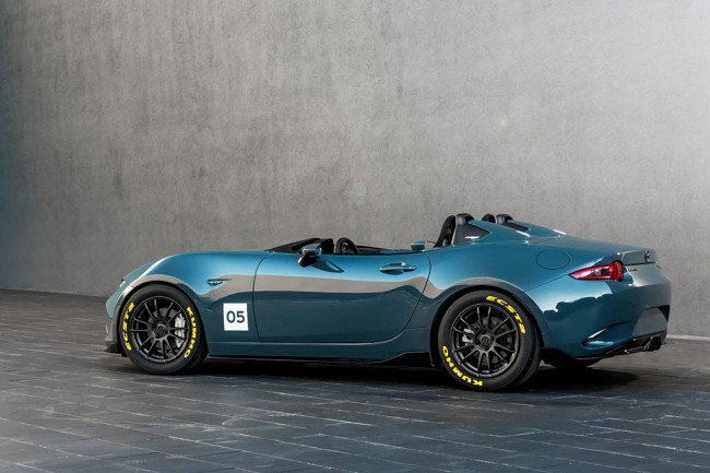 Mazda MX-5 Speedster фото