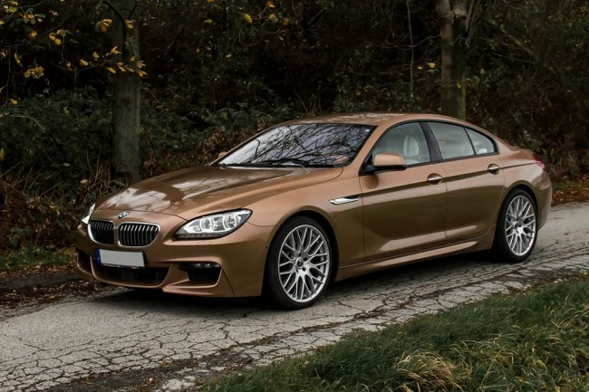 BMW 650i Gran Coupe от ателье Noelle Motors