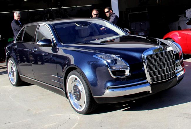 Mercedes Royale 600