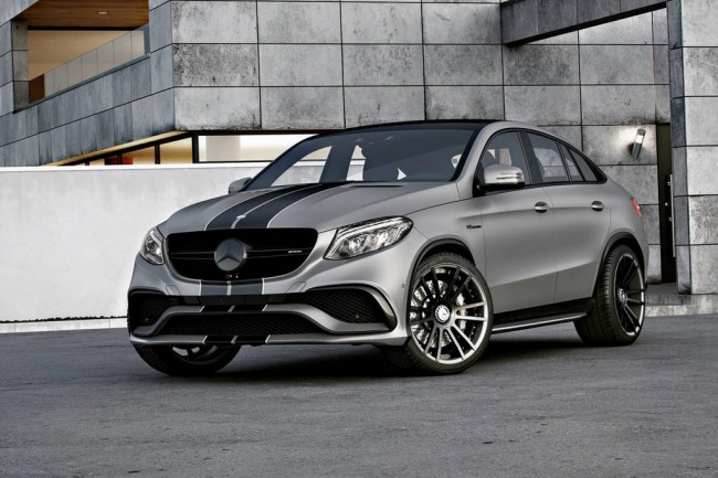 Mercedes-AMG GLE 63 Coupe от Wheelsandmore
