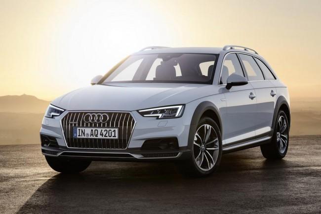 Audi A4 Allroad Quattro 2018 2019 фото цена характеристики новой