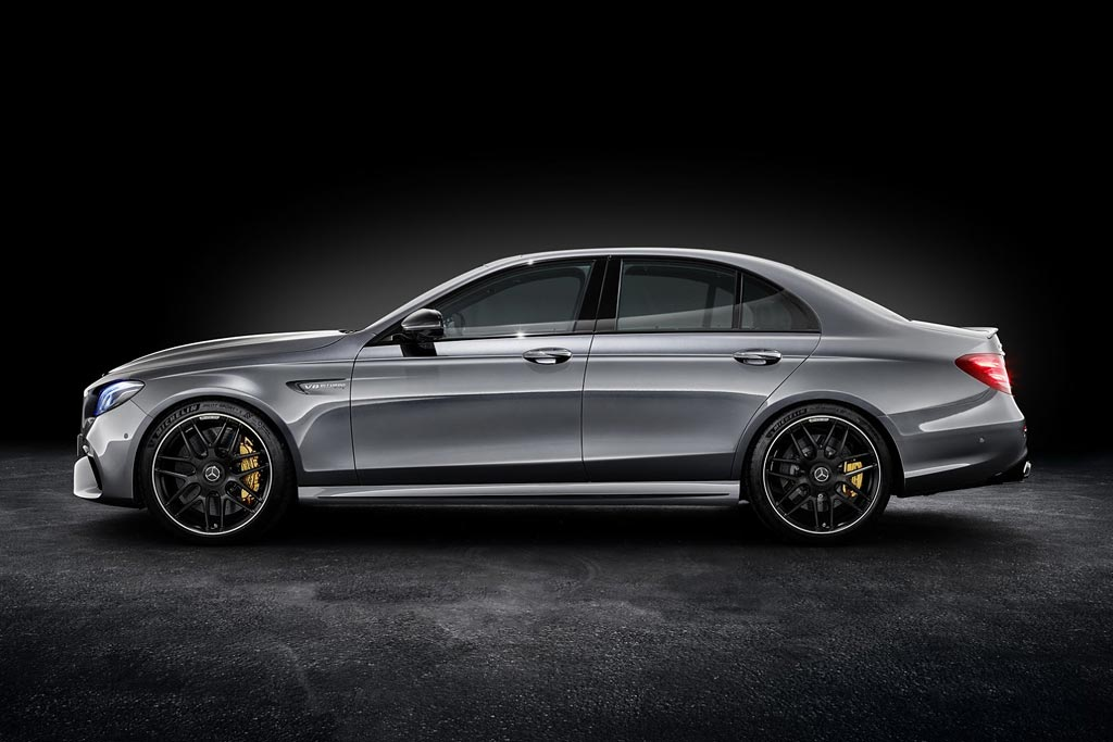 Mercedes-AMG E63 S 4MATIC 2018