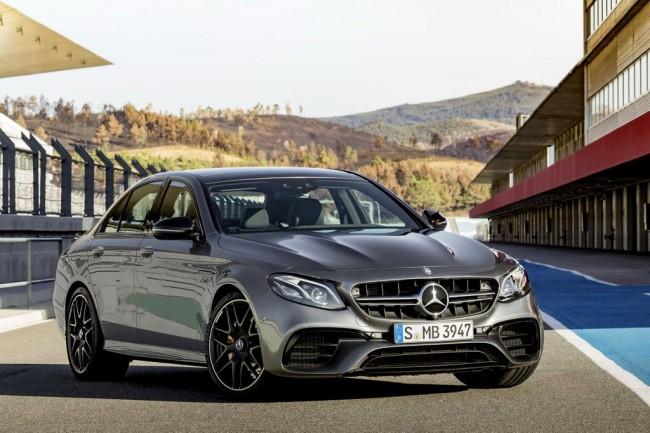 Mercedes-AMG E63 (2017) — фото, цена, характеристики нового Мерседес-АМГ Е63 W213