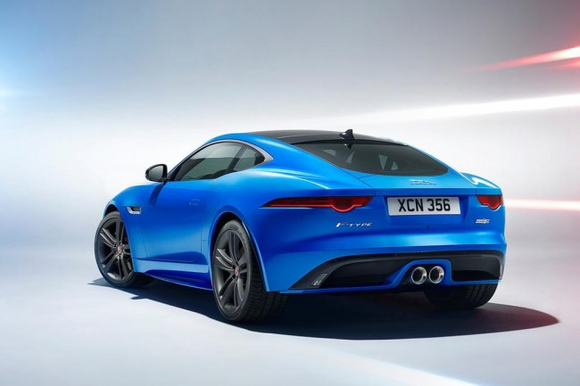 Jaguar F-Type British Design Edition фото