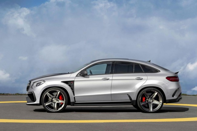 Mercedes GLE Coupe от TopCar