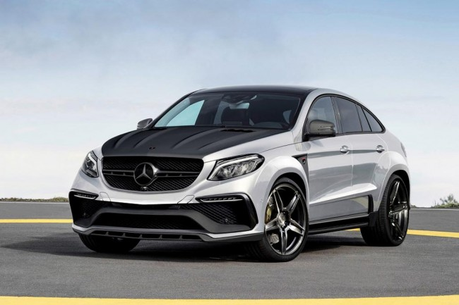 Фото Mercedes GLE Coupe Inferno от TopCar