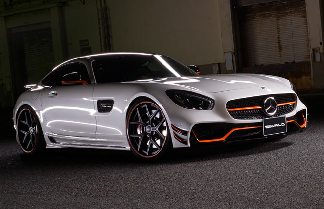 Mercedes-AMG GT S Black Bison Edition