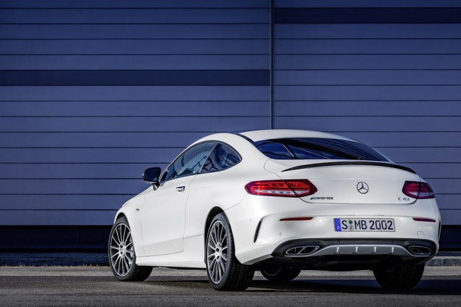 Mercedes-AMG C 43 Coupe фото