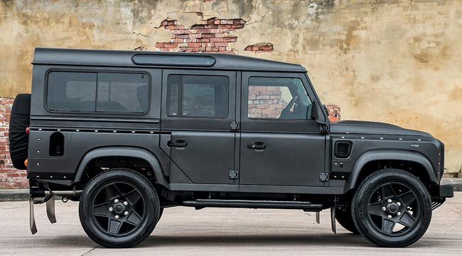 Land Rover Defender The End от Kahn