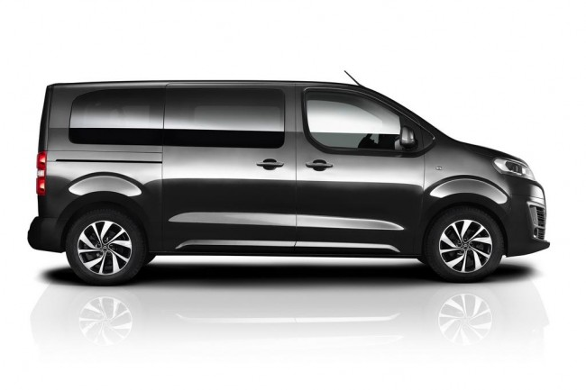 Citroen SpaceTourer 2016 фото