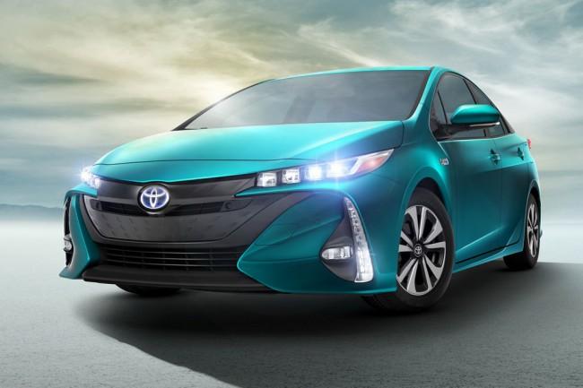 Известны автомобили от Тойота, которые появятся вближайшие 5 лет