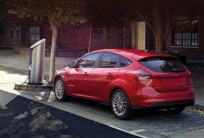 Ford Focus Energi