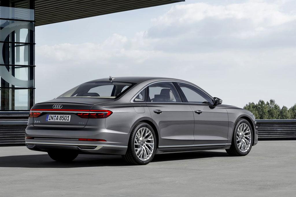 Audi A8 Long 2018 года