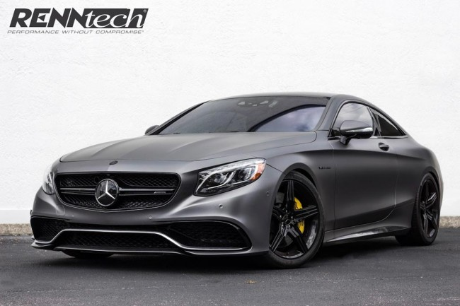 Mercedes-AMG S63 Coupe от Renntech