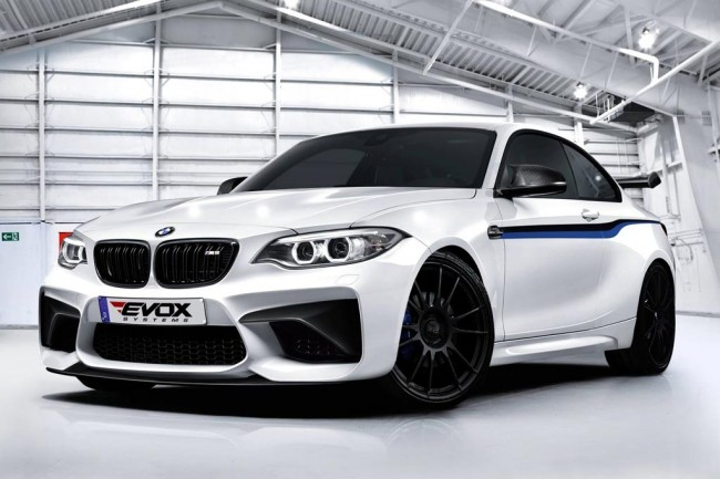 BMW M2 Coupe от ателье Alpha-N Performance