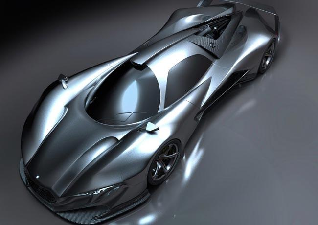 AMG выпустит в2017 году 1300-сильный спорткар