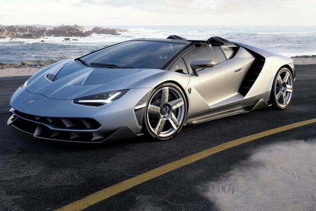Lamborghini Centenario Roadster: мускулистый, карбоновый ираспроданный суперкар
