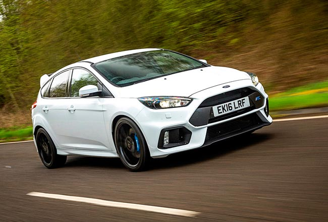 Ford Focus RS от Mountune