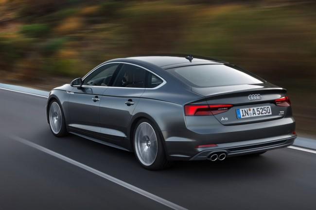 новый Audi A5 2017 идеи изображения автомобиля