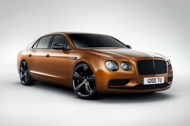 Bentley Flying Spur W12 S— самый мощный седан марки