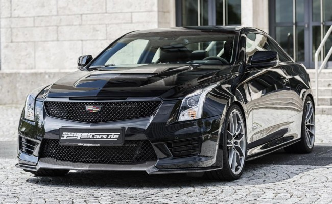 Cadillac ATS-V Coupe от GeigerCars