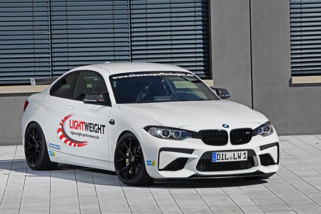 BMW M2 от Lightweight Performance