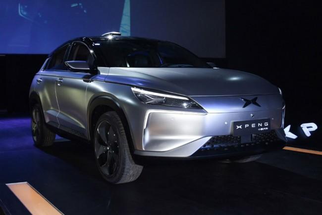 В КНР представили компактный электрокроссовер, схожий на Лексус NX