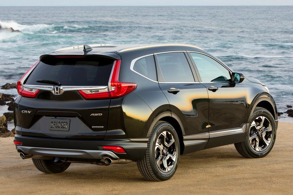 Новая модель Хонда CR-V 2018
