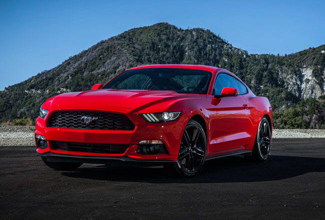 Mustang от Ford Performance