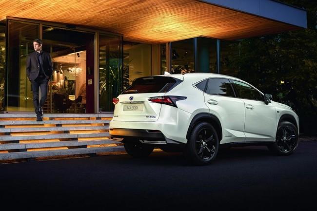 Lexus NX в комплектации Sport