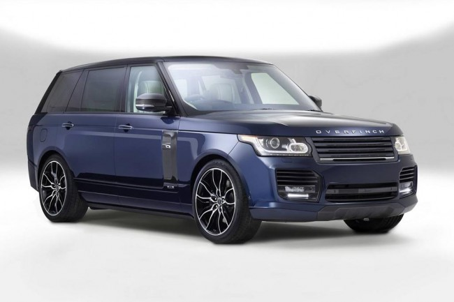 Range Rover Autobiography от Overfinch