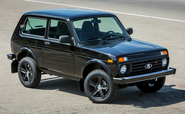 Lada 4x4 Black Edition