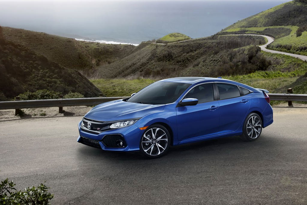 Новая Honda Civic Si седан