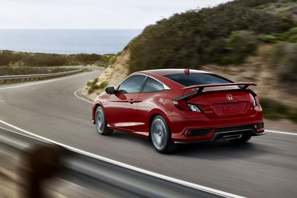 Honda Civic Si Coupe 2018