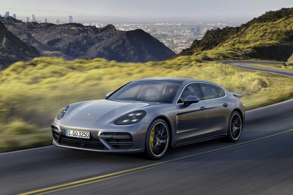 Porsche Panamera Turbo Executive 2017