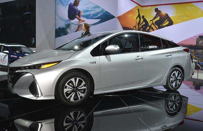 Тойота займется разработкой электромобилей