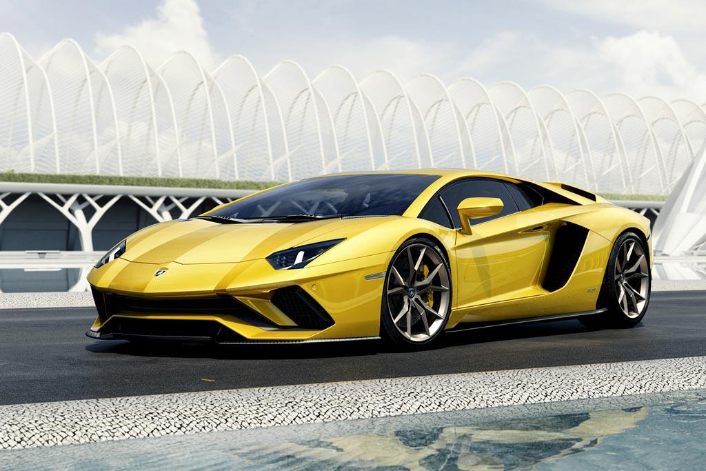 Совсем скоро появится новый Lamborghini Aventador