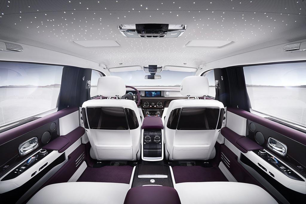 Rolls-Royce Phantom VIII - фото, цена, характеристики нового Ролс Ройс Фантом 2018-2019