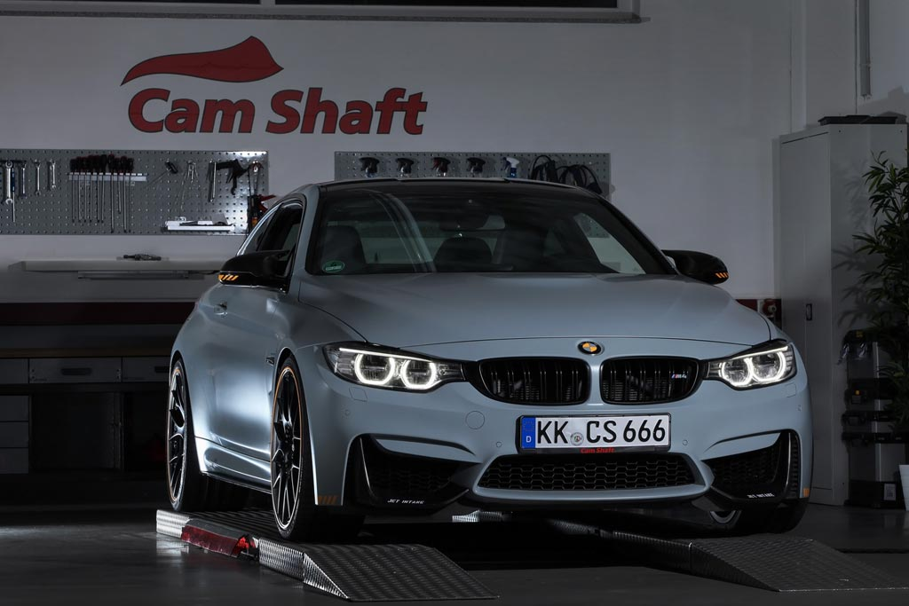 BMW M4 Coupe от ателье Cam-Shaft