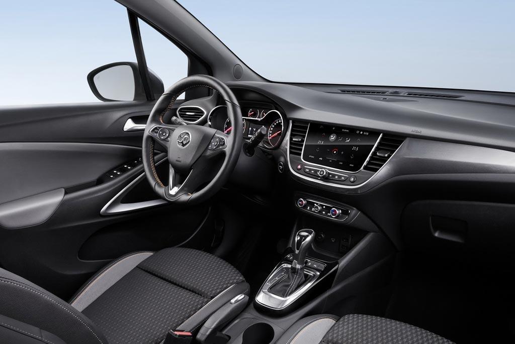 Opel Crossland X (2017-2018) - фото, цена, характеристики нового Опель Кроссланд Х