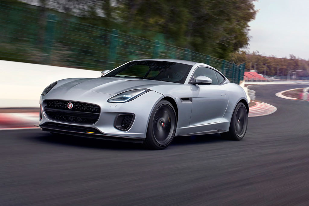 Особый Jaguar F-Type 400 Sport