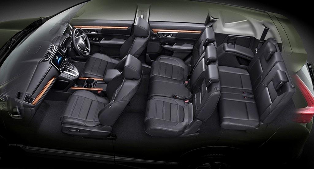Crv 7 Seater Malaysia >> CRV 2017