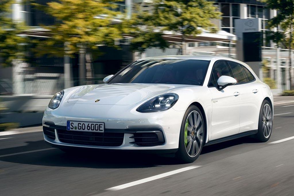 Porsche Panamera Sport Turismo - фото, цена, характеристики Панамера универсал