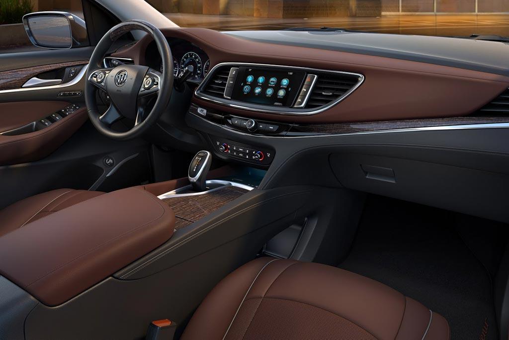 Buick Enclave 2018 - фото, цена, характеристики нового Бьюик Анклав 2