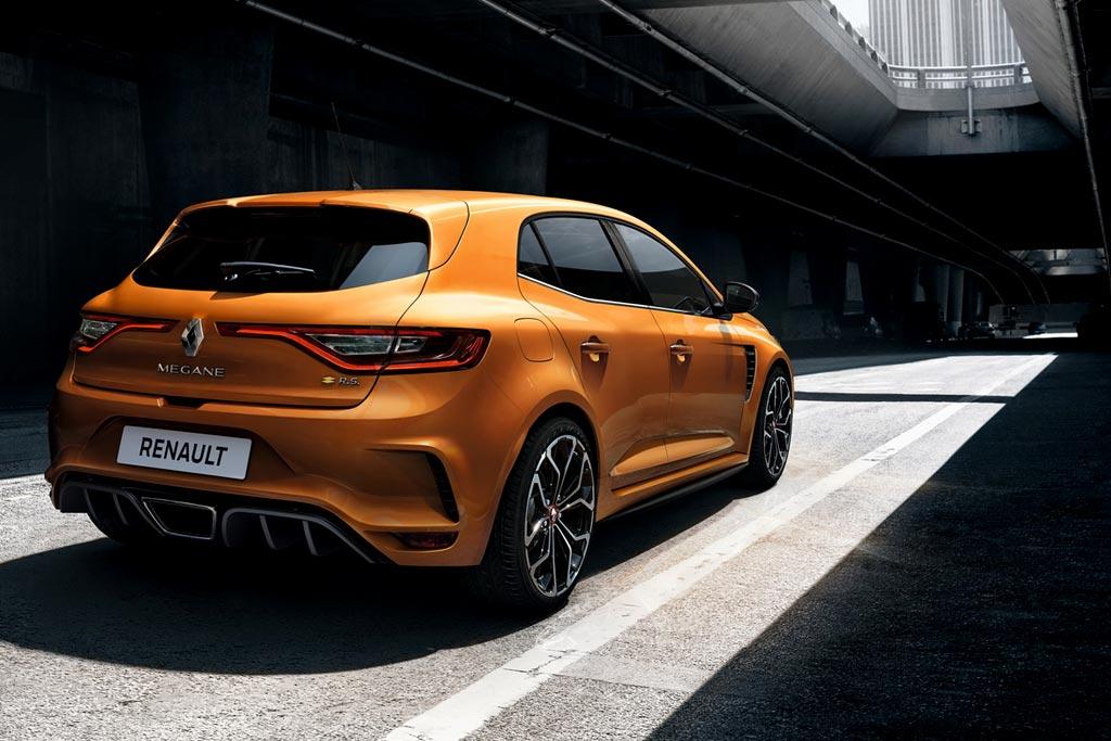 Renault Megane R