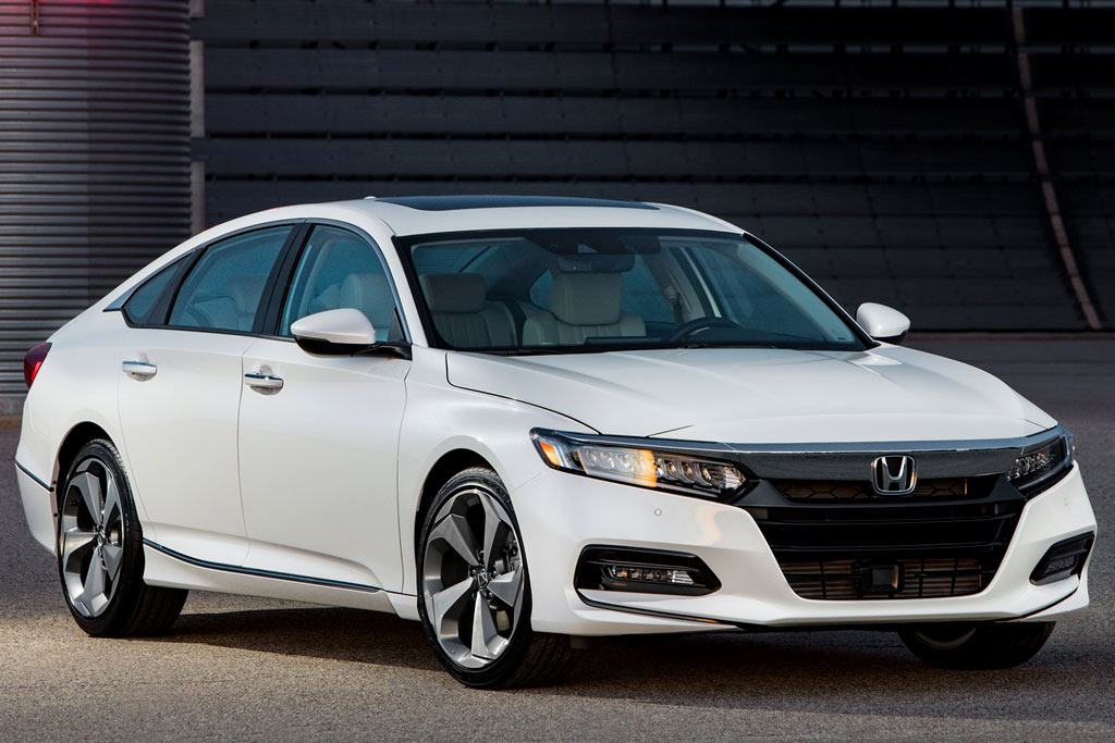 Новая Honda Accord 10 поколения