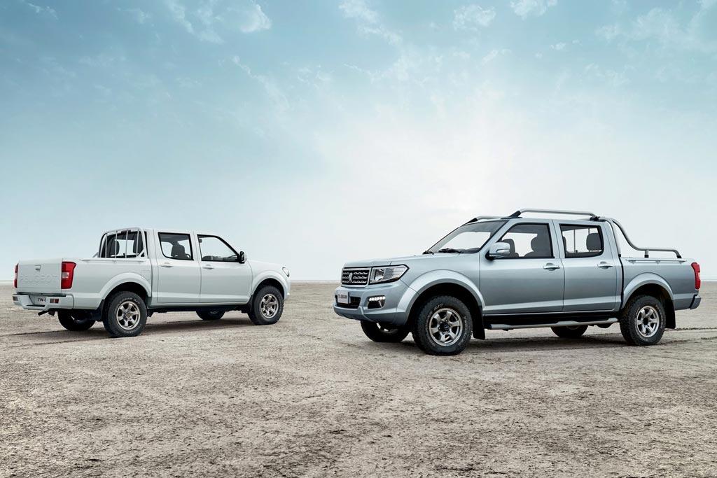 Французы подготовили Peugeot Pick Up для стран Африки