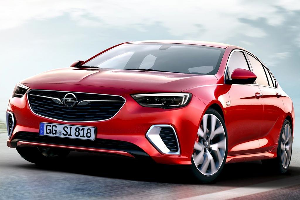 Новый Opel Insignia 2019 - фото, характеристика, цена изоражения